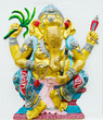 The Largest in the World of Lord GANESHA Statue.