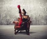 Fototapety Sensual elegance