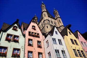 KÖLNER Altstadt - Panorama