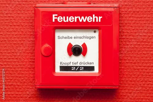 Feuermelder