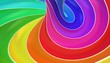 abstract 3d colorful background
