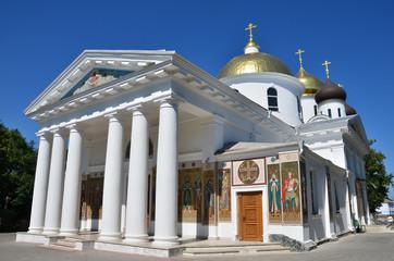 Храм Успения Пресвятой Богородицы в Одессе.