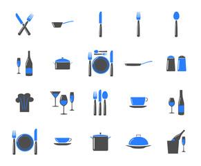 Gastronomie Icons