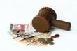 Der Euro an den meistbietenden Versteigern