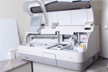 Lab technical equipment