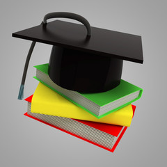 three education book for succesful graduation