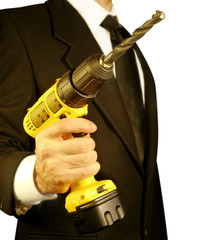 Aggressive business practices: Drill