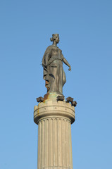 The Column of the Goddess in Lille