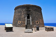 Torre del Toston in El Cotillo, Fuerteventura, Canary Islands, S