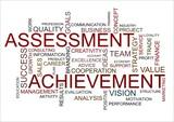 assessment achievement poster