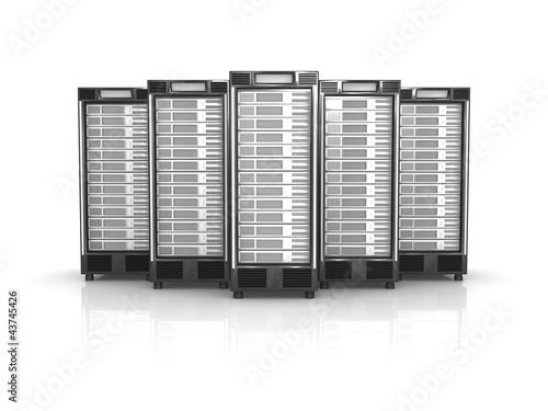 5 Server in Formation