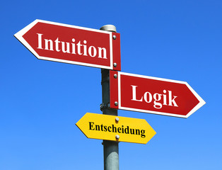 Intuition vs. Logik