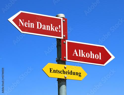 Alkohol  / Nein Danke