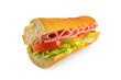 Ham Salad Sandwich baguette