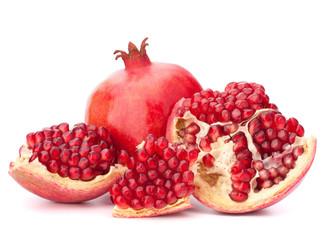 Dojrzały owoc granatu