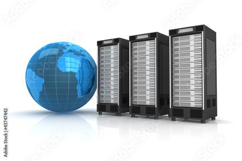 3 Server mit Globus