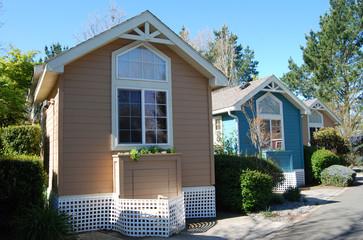Small, tiny houses