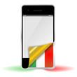 Nuovo smartphone - contenuto locale D'ITALIA