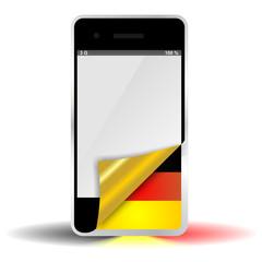 Neues Smartphone - lokale Inhalte aus DEUTSCHLAND