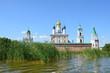 Спасо-Яковлевский Димитриев мужской монастырь в Ростове.