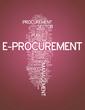 "Word Cloud ""E-Procurement"""