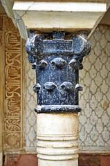 Nasrid capital in alhambra