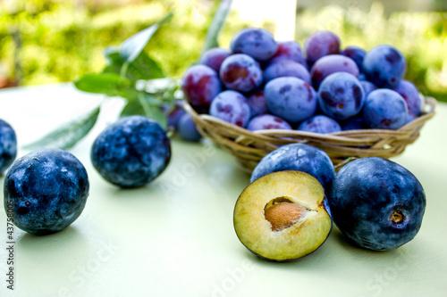 Damson - plums