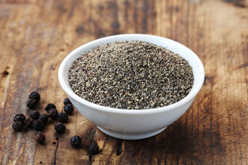 Spices - Black Pepper