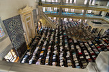 Muslim Friday prayer, Tunahan mosque Turkey