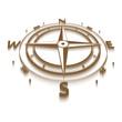 windrose compass