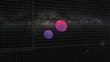 Solar system in CGI form