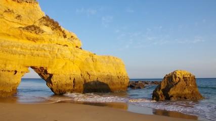 Algarve Strand vid 17 orig
