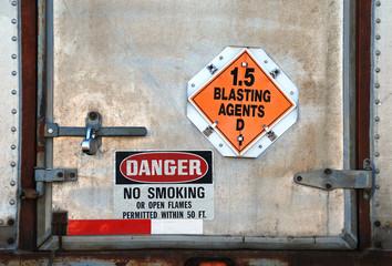 Explosive Trucks