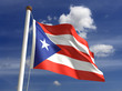 Puerto Rico (with clipping path)