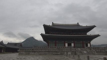 Geunjeongjeon Hall, Gyeongbokgung Palace, Seoul
