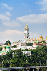 Kiev Pechersk Lavra in Kiev,