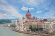 Hungary, Budapest, view of Sacred Stephane's basilica