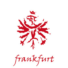 Drawing Logo Frankfurt # Vector