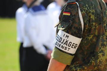 Feldjäger Bundeswehr