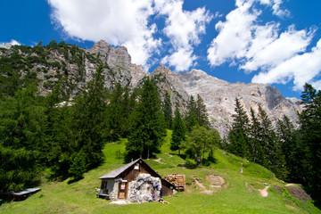 Dolomites, Antelao Mountain