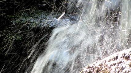 Вода и брызги