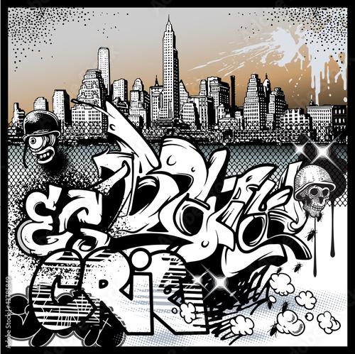 czarno-biale-graffiti-z-miastem