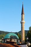 Sarajevo Moschee Bascarsija djamija poster