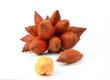 Close up of Zalacca or Salak fruit