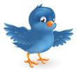 Fototapeten,vögel,blau,bluebird,cartoons