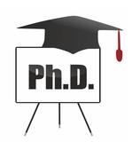 philosophiæ doctor - master degree poster