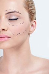 facial surgery correction