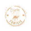 timbre Tunisie Djerba