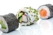 Sushi, Lachs