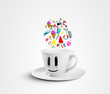 smiles cup